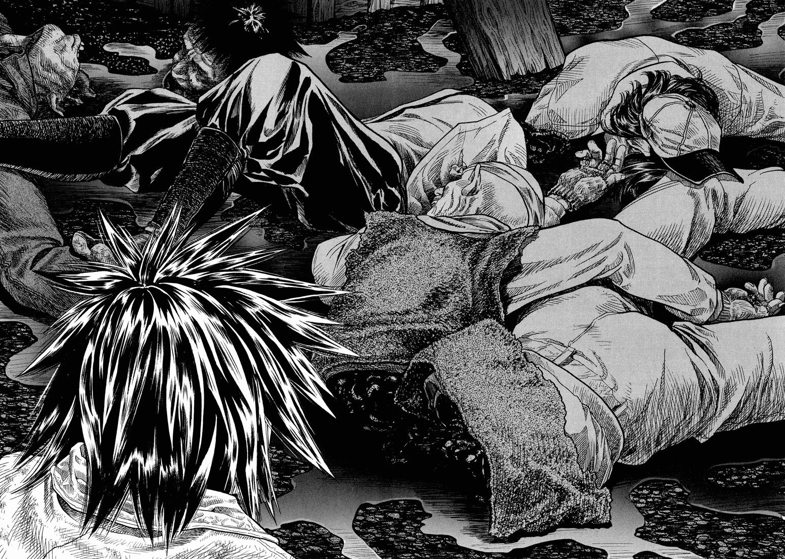 Манга Зетмен / Zetman  - Том 1 Глава 3 Страница 12