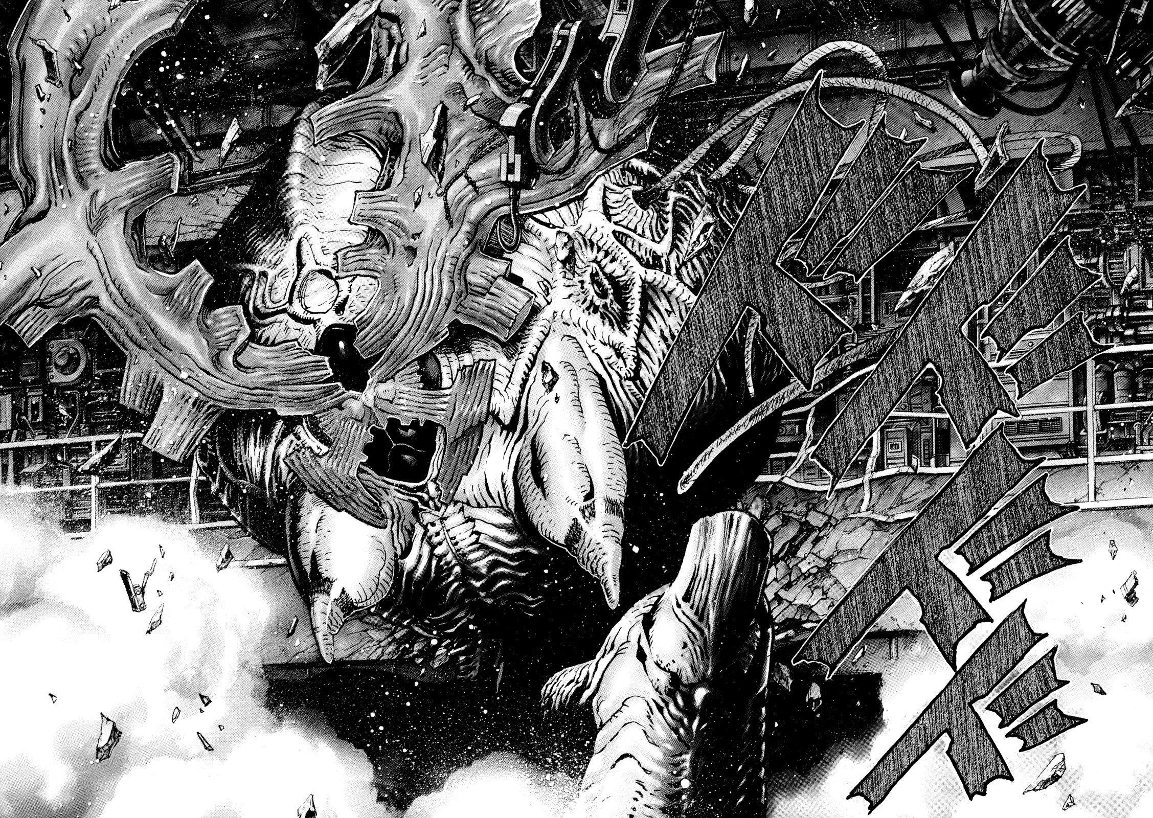 Манга Зетмен / Zetman  - Том 19 Глава 207 Страница 20