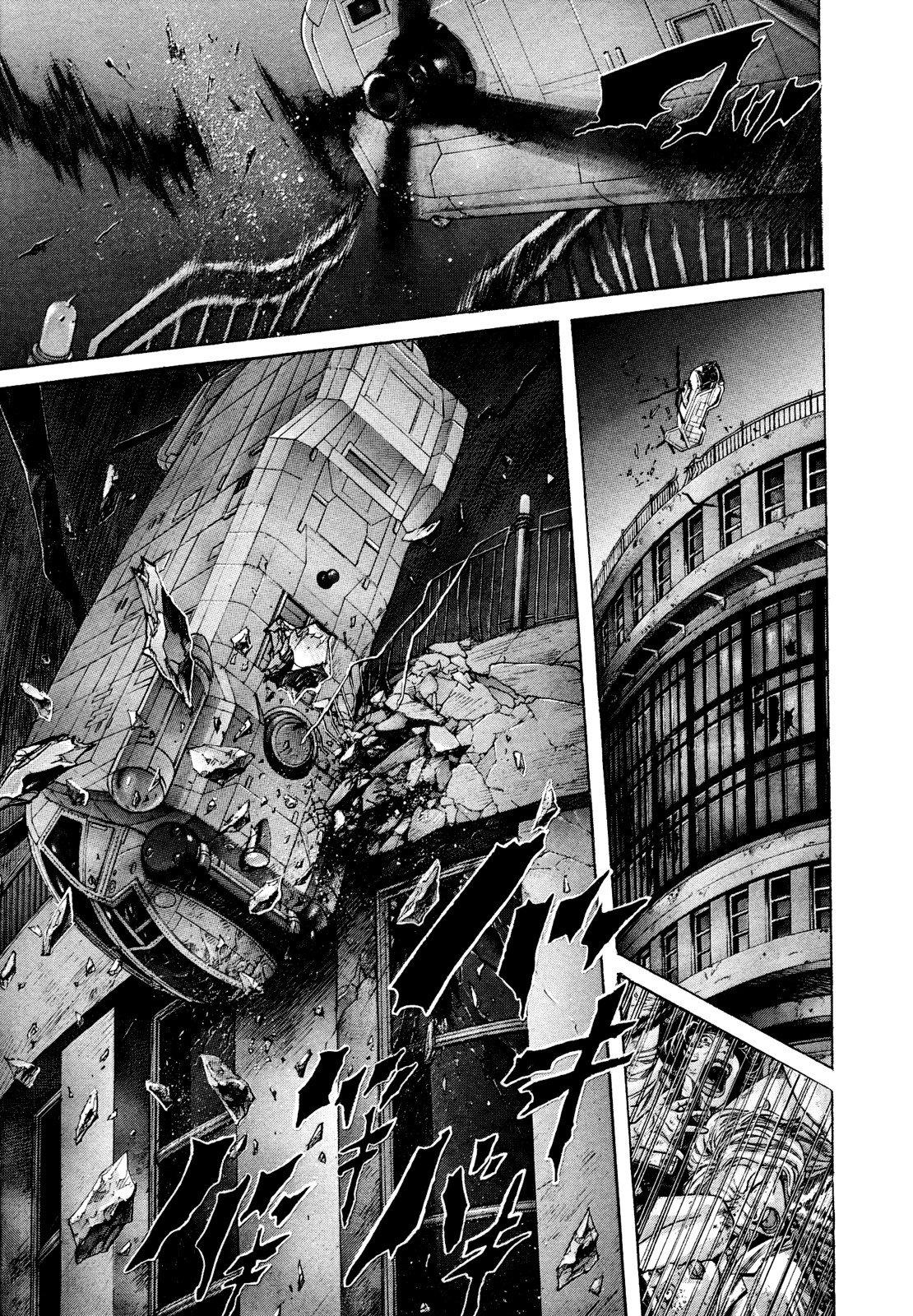 Манга Зетмен / Zetman  - Том 19 Глава 208 Страница 15