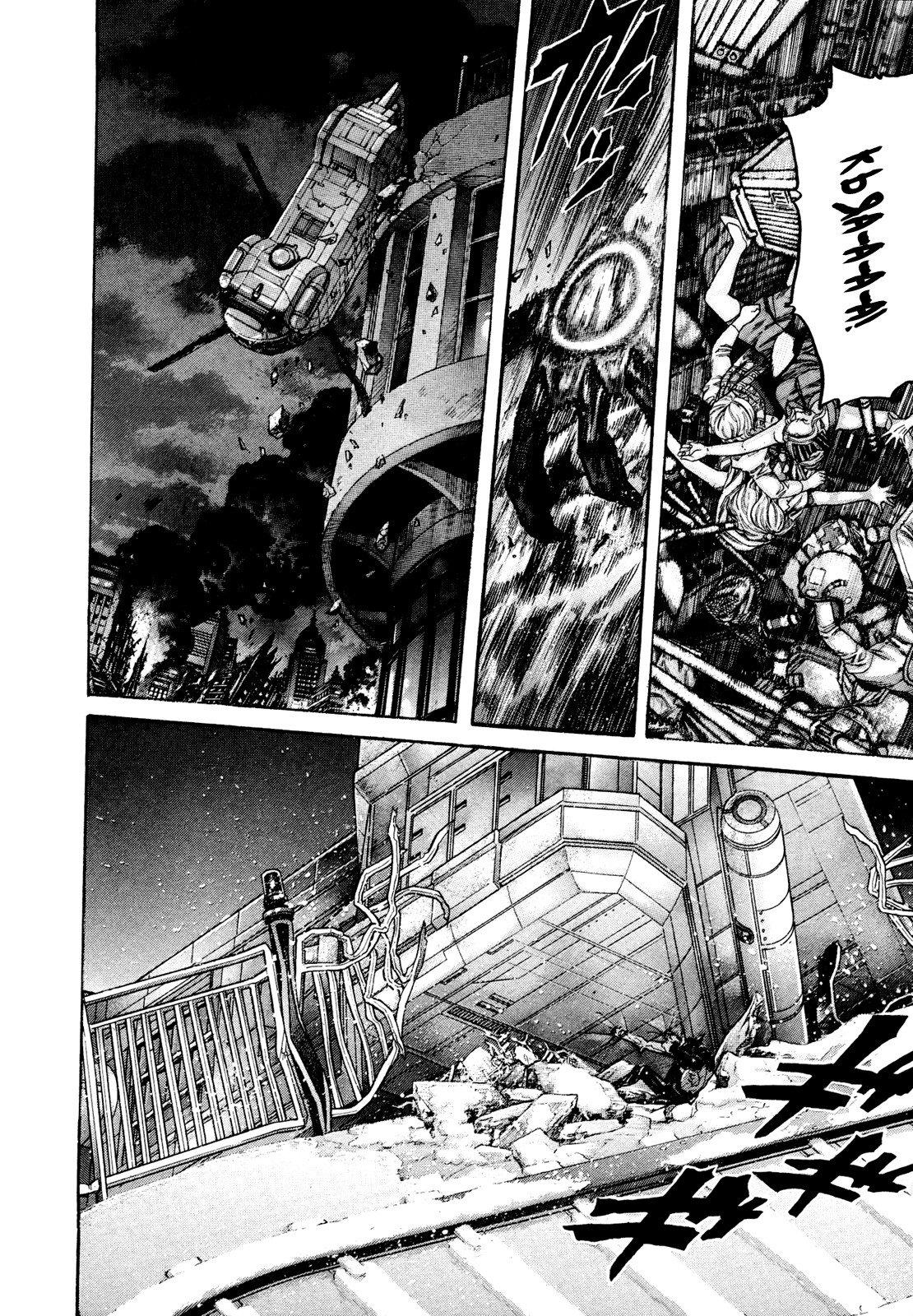 Манга Зетмен / Zetman  - Том 19 Глава 208 Страница 16