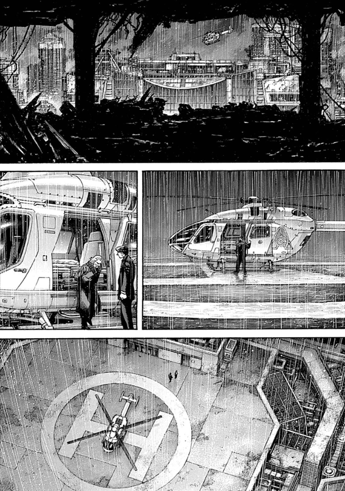Манга Зетмен / Zetman  - Том 19 Глава 215 Страница 13