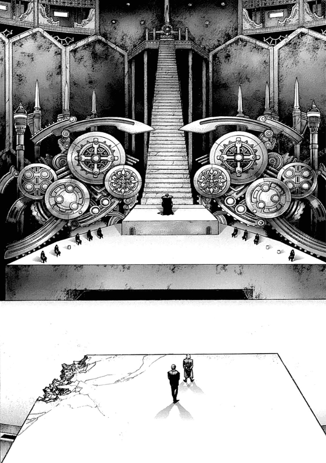 Манга Зетмен / Zetman  - Том 19 Глава 215 Страница 15