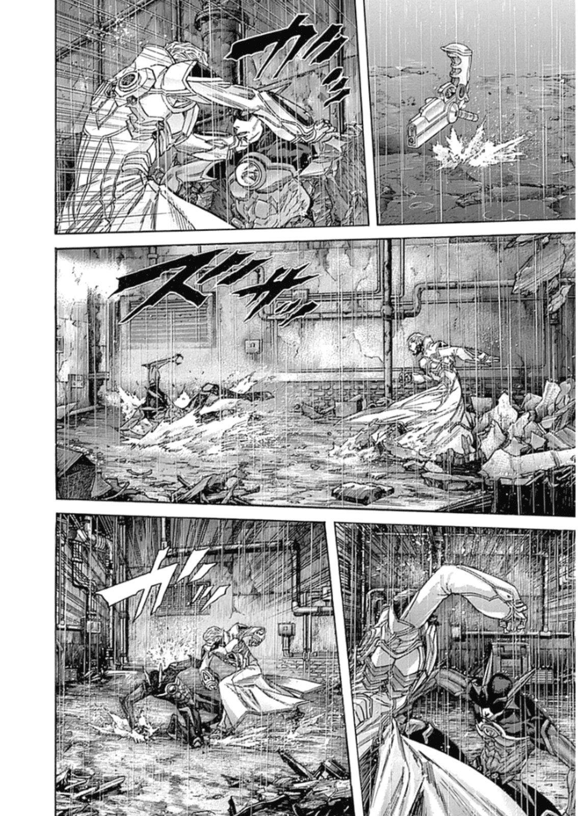 Манга Зетмен / Zetman  - Том 20 Глава 221 Страница 1