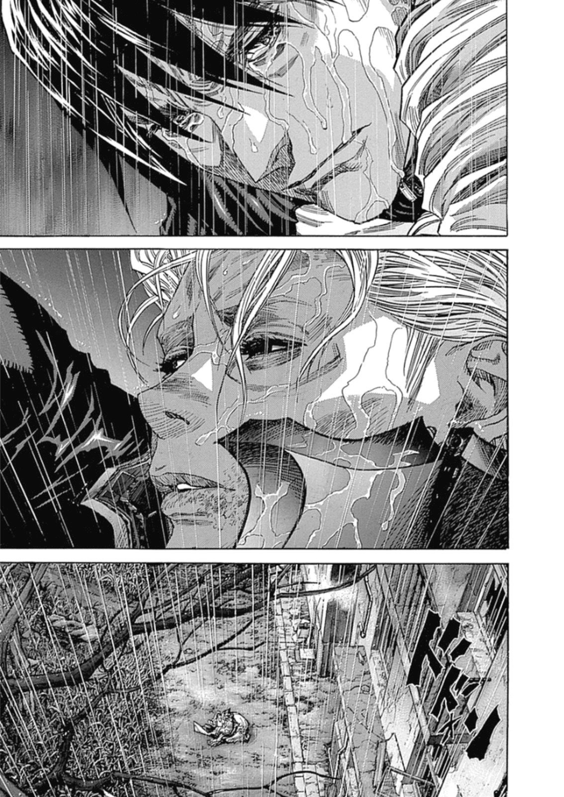 Манга Зетмен / Zetman  - Том 20 Глава 221 Страница 14