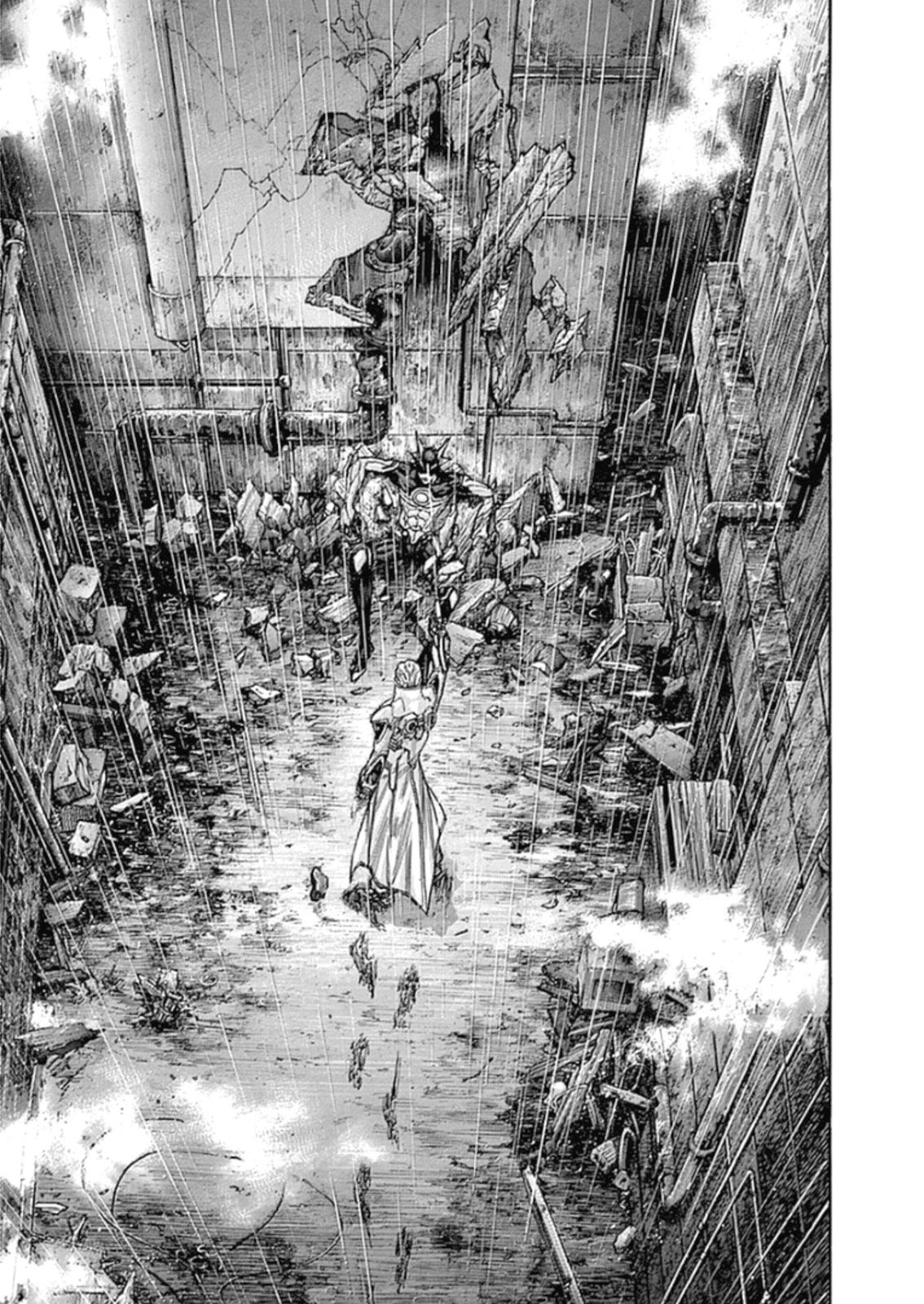 Манга Зетмен / Zetman  - Том 20 Глава 221 Страница 16