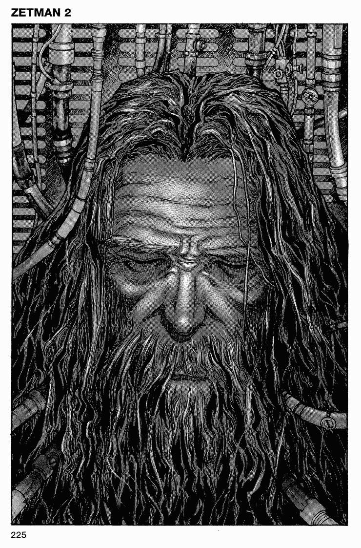Манга Зетмен / Zetman  - Том 2 Глава 24 Страница 14