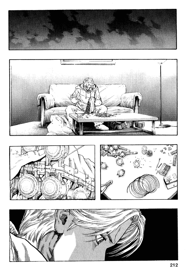 Манга Зетмен / Zetman  - Том 3 Глава 39 Страница 2