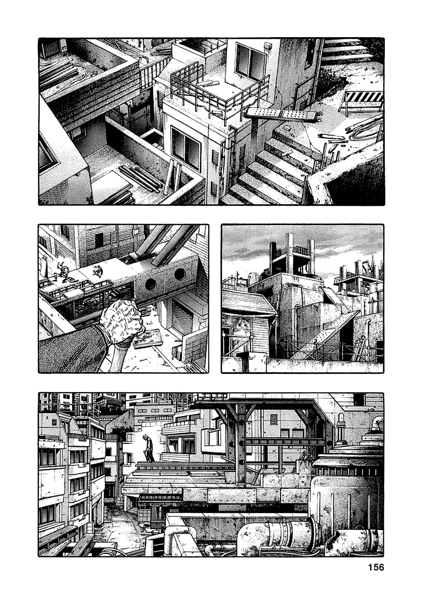 Манга Зетмен / Zetman  - Том 6 Глава 68 Страница 10