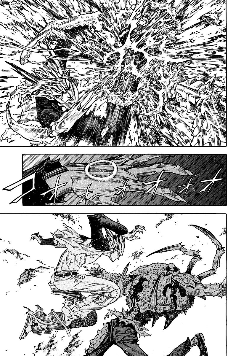 Манга Зетмен / Zetman  - Том 6 Глава 68 Страница 25