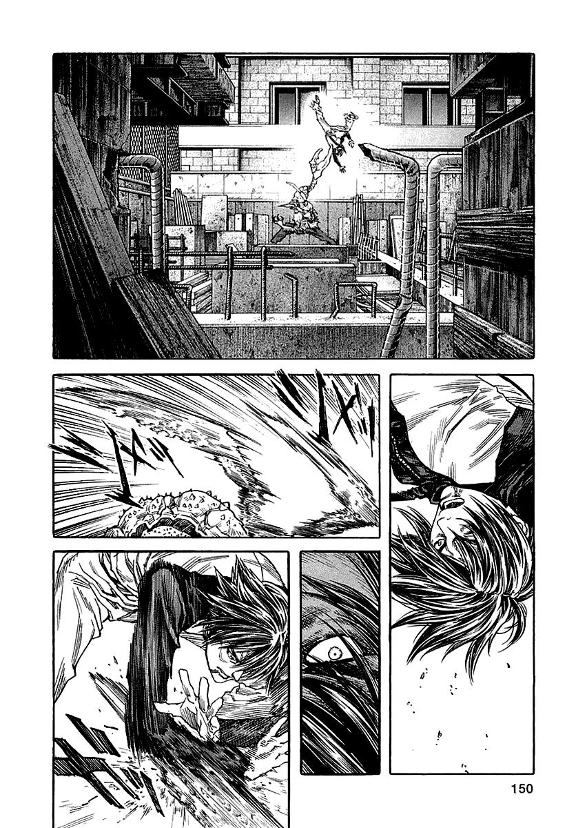 Манга Зетмен / Zetman  - Том 6 Глава 68 Страница 4