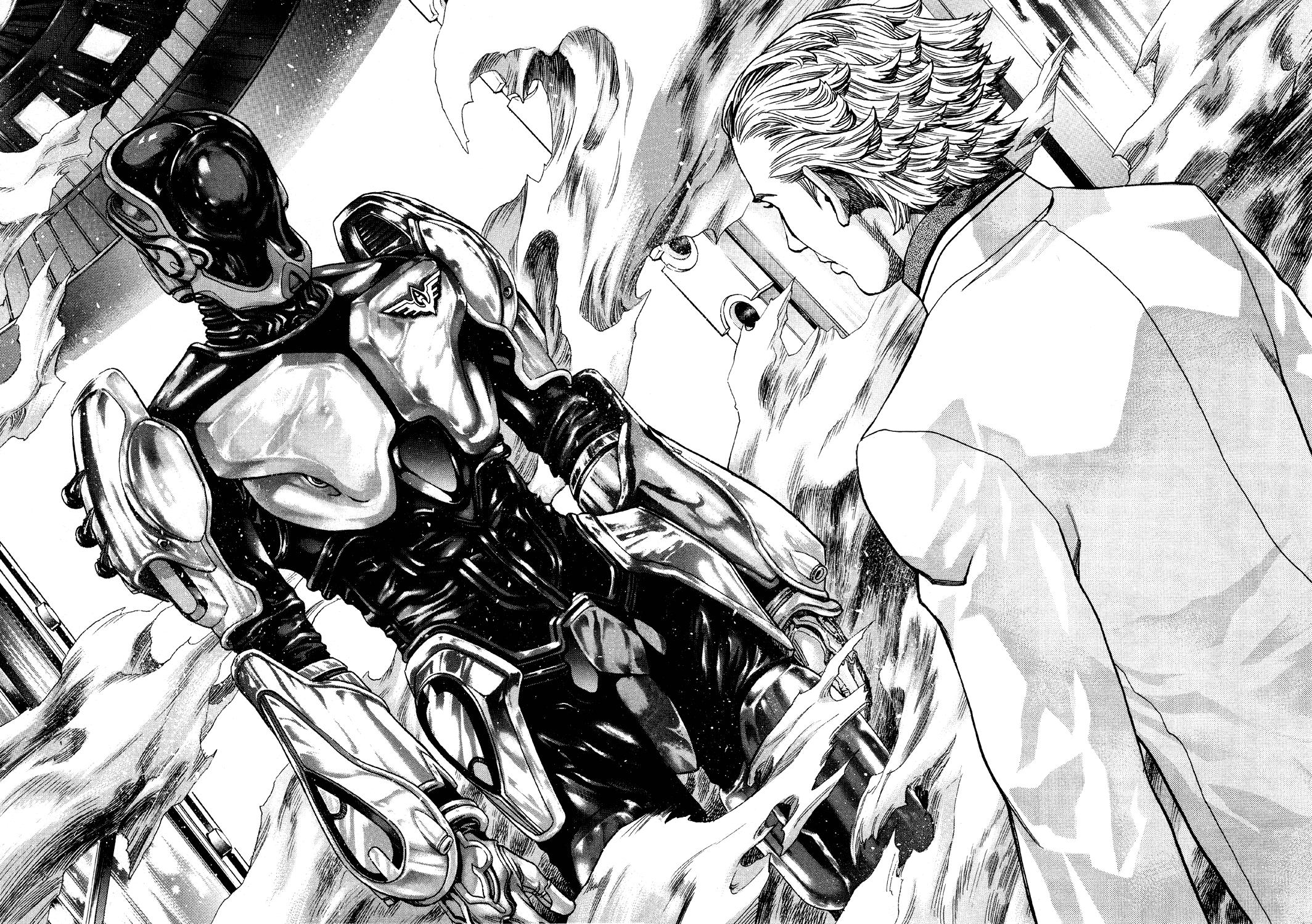 Манга Зетмен / Zetman  - Том 8 Глава 84 Страница 35