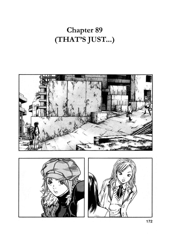 Манга Зетмен / Zetman  - Том 8 Глава 89 Страница 3