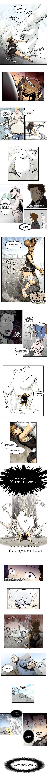 Манга Супер адская школа боевых искусств  - Том 1 Глава 5 Страница 2